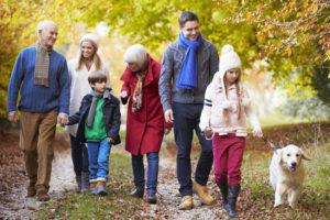 Herbstzeit-Erkältungszeit und Schnupfennase