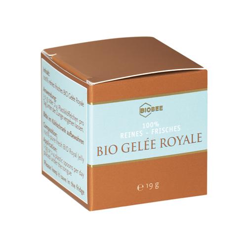 Gelée Royale, 100% native und frisch, BIO