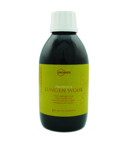 Lungen Wohl - Propolis Sirup