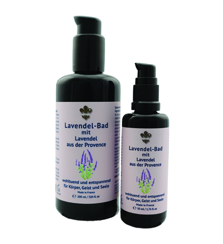 Lavendel-Bad 200 ml